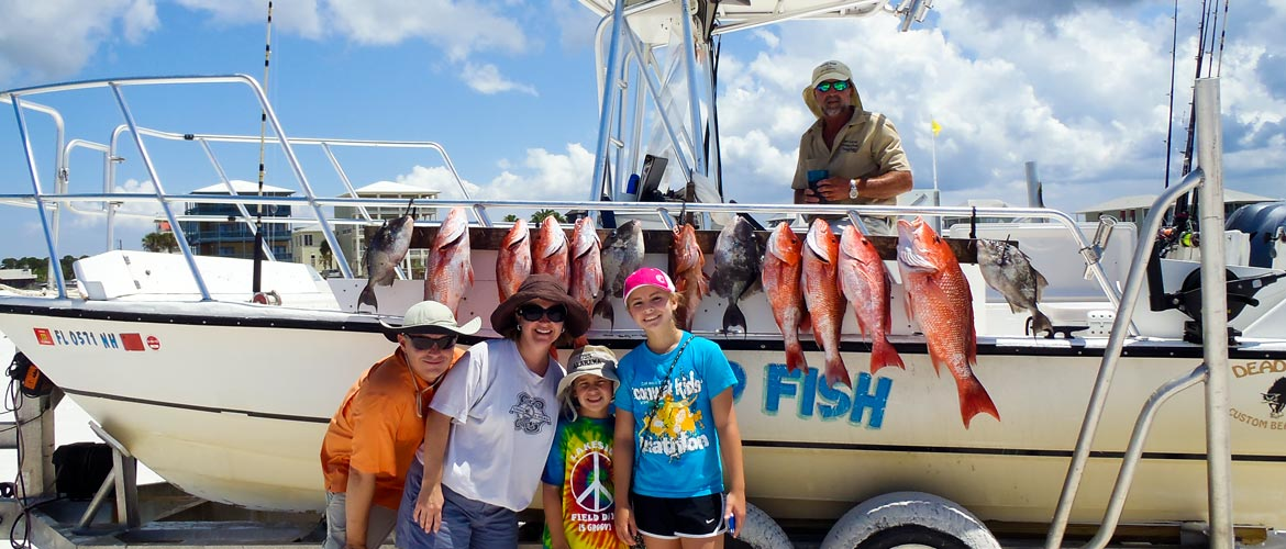 Df11 1170 dead fish charters for Grayton beach fishing charters