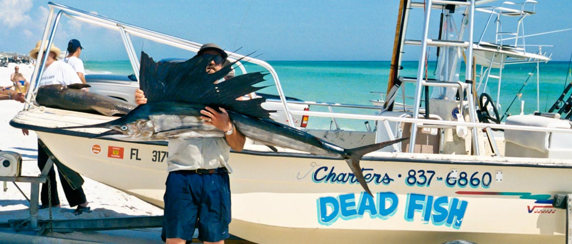 dead fish charters fishing charter in grayton beach florida